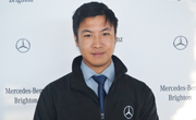 Mark Guingab Mercedes-Benz Brighton